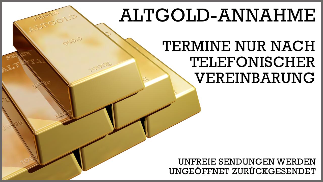 Spass mit Altgold